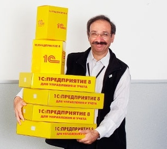 Publications: How the founder of «1С» has built a business with revenues of 1 billion dollars