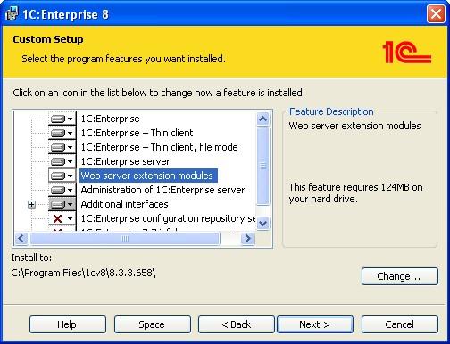 1C:Enterprise 8 3  Administrator Guide  Chapter 2  1C:Enterprise