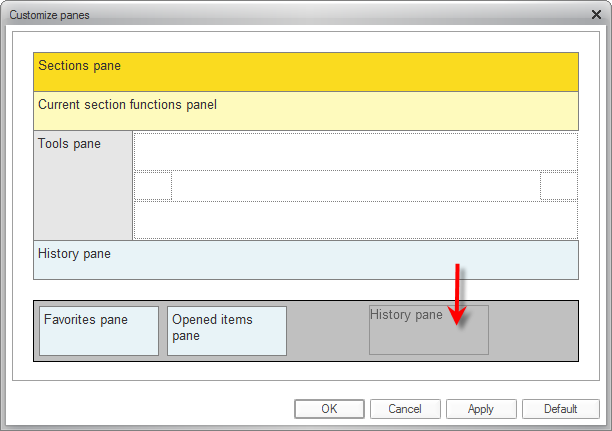 Lesson 3 (2:10). Catalogs / Customizing applied solution panel view / In 1C:Enterprise mode